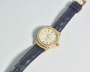 Ремешок для марьяжных золотых часов Omega